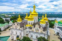 Киев большее Lavra 26 стоковая фотография rf