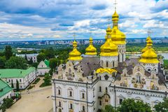 Киев большее Lavra 29 стоковое фото