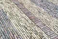 Кирпич в Амстердаме стоковое фото