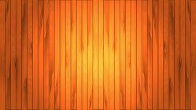 Красивые роскошные естественные деревянные коричневые доски с узлами, швами и деревянной текстурой planked залакированный пол, па иллюстрация вектора