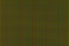 Красные и зеленые пикселы накаляют и складывают свет бирюзы на мониторе компьютера стоковое фото rf