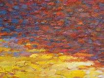 Крася текстура цвета Цвета предпосылки конспекта яркие художественные брызгают цвет предпосылки multi Художественное произведение стоковое изображение