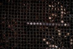 красочные текстуры с sequins для предпосылки стоковые изображения rf
