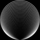 Круглые серые шарики бесплатная иллюстрация