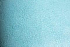 Кожаная голубая текстура стоковое фото rf
