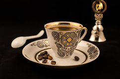 кофейная тема Royalty Free Stock Photo