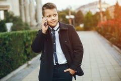 Мальчик моды стоковое фото