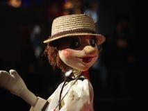 Марионетка людей - изображение Внушительный персонаж стоковое фото rf