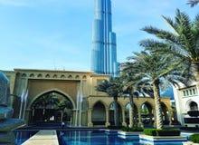Мечеть во взгляде изображения ОАЭ стоковая фотография rf