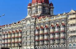Мумбай, Индия - 14-ое февраля 2018: гостиница Тадж-Махала в cente города, ворот Индии стоковая фотография