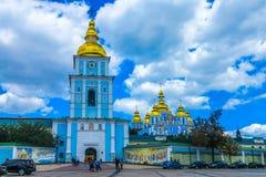Монастырь 01 Киева St Michael стоковые изображения rf