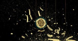 Монетка cryptocurrency Iota MIOTA сокрушить главные валюты мира видеоматериал