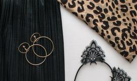 Мода и блоггер категорично стоковая фотография rf