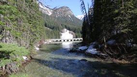 Мост и The Creek видеоматериал