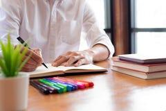 Наведение образования уча консультируя совет стоковые изображения