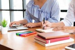 Наведение образования уча консультируя совет стоковое фото rf