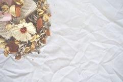 Натюрморт с полотенцами и мылом стоковые фотографии rf