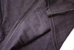 Нижнее белье спорт термальное Детали, материал, конец-вверх стоковое фото rf
