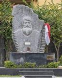 Памятник Kazimierz Kwiatkowski в Hoi, Вьетнаме стоковое изображение rf