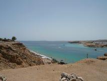 Панорама красное море Египет royalty free stock images
