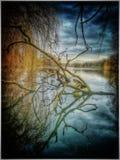 Парк Erdington стоковое фото rf