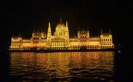 Парламент в Будапеште Royalty Free Stock Images