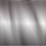 The modern high tech background of gray dots and a glow. The modern high tech background of gray dots and a glow for the logo, text, poster, labels, wallpaper royalty free illustration