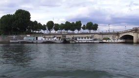 Перемет реки Парижа