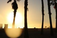 пляж huntington стоковая фотография