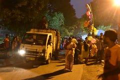 празднество Индия chatt стоковое изображение