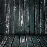 Предпосылка пола старой деревянной стены и деревянной доски для рекламировать маркетинг и размещение продукта стоковая фотография rf