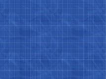 Предпосылка светокопии вектора, мазки Grunge и пятна, винтажный фон, красочная голубая иллюстрация бесплатная иллюстрация