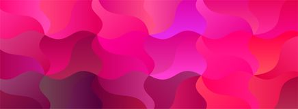 Предпосылка с живыми кривыми пурпура мадженты бесплатная иллюстрация