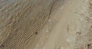 Прибой реки на Dnieper акции видеоматериалы