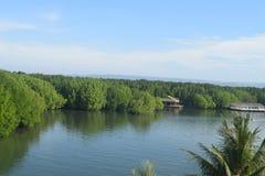 Провинция Камбоджи Kosh Kong стоковое фото rf