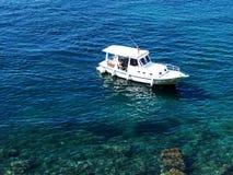 прогулочный катер на море Royalty Free Stock Image