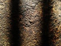 Поверхность ржавой стали для предпосылки стоковое изображение rf