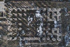 Получившиеся отказ поля стоковое изображение rf