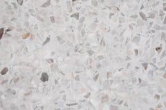 Пол и картина и цвет стены отполированные камень мрамора и гранита поверхности Terrazzo каменные, материал для предпосылки украше стоковая фотография