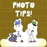 Подсказки фото текста почерка Концепция знача предложения для того чтобы прислушаться хорошие изображений для большей фотографии бесплатная иллюстрация