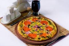 Пицца pizza Stock Photos