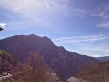 🌠² βουνά 2🌠² Στοκ Εικόνα