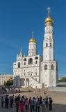 МР¾ Ñ  кР² а КреР¼ л πόλη Κρεμλίνο ÑŒ/της Μόσχας Στοκ φωτογραφίες με δικαίωμα ελεύθερης χρήσης