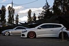 Ð•автомобиль спорт wo Стоковые Фотографии RF