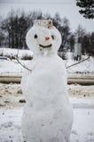 Ð ¡ Ð ½ ÐΜÐ ³ Ð ¾ Ð ² ик/χιονάνθρωπος Στοκ Εικόνα