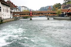 Ð ¡ η γέφυρα παρεκκλησιών Στοκ φωτογραφία με δικαίωμα ελεύθερης χρήσης