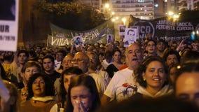 Демонстрации в день памяти для правды и правосудия