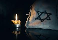 День памяти жертв холокоста стоковая фотография