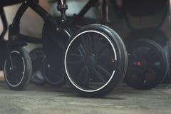 Детская дорожная коляска стоковая фотография