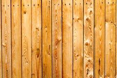 деревянное загородки новое стоковая фотография rf
